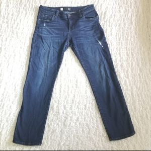 Kut from the Kloth Jeans dark wash size 6P